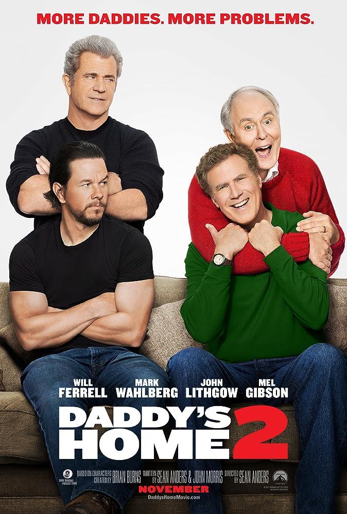 فيلم Daddy's Home 2 مترجم