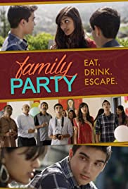 Family Party Poster