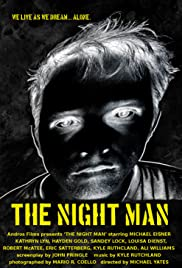 The Night Man Poster