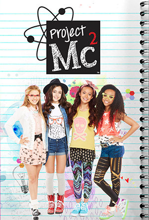 PROJEKTAS MC² (1 Sezonas) / PROJECT MC² Season 1