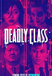 Deadly Class Poster