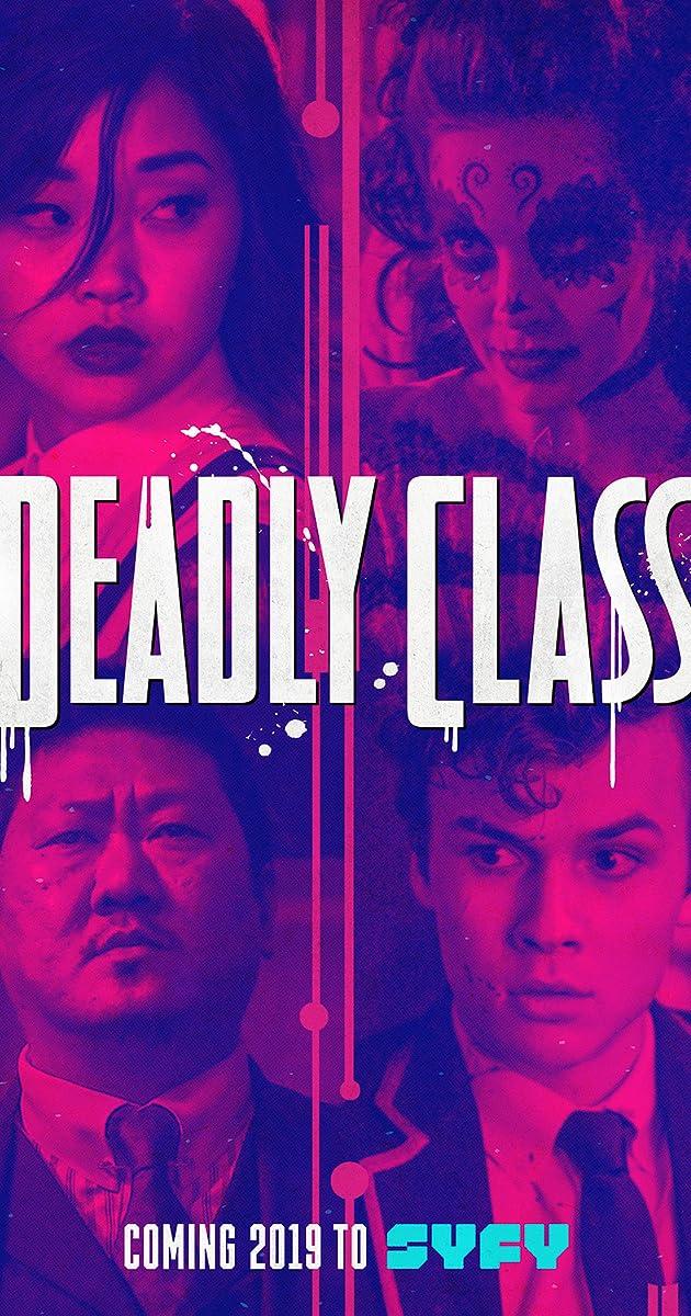 Deadly Class (TV Series 2019– ) - IMDb