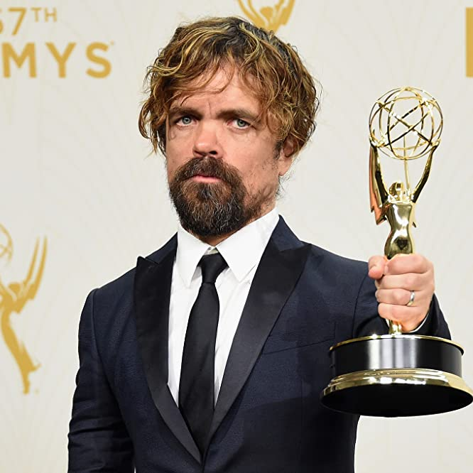 Peter Dinklage at an event for The 67th Primetime Emmy Awards (2015)
