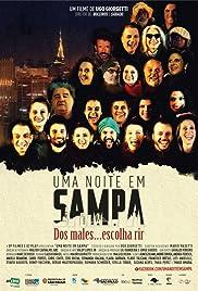 Uma Noite em Sampa Poster