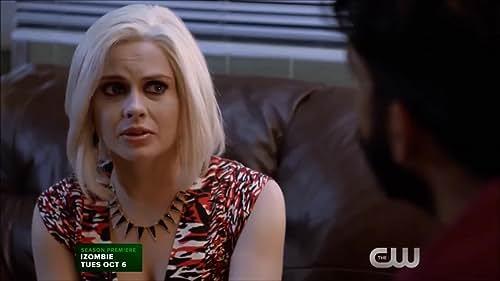 Season 2 trailer for iZombie on the CW.