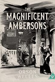 The Magnificent Ambersons Poster