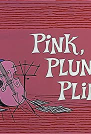 Pink, Plunk, Plink Poster