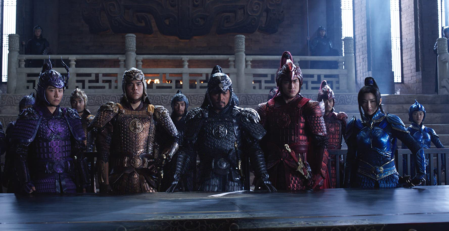 Film The Great Wall 2016 Tribunnewswiki Com Mobile