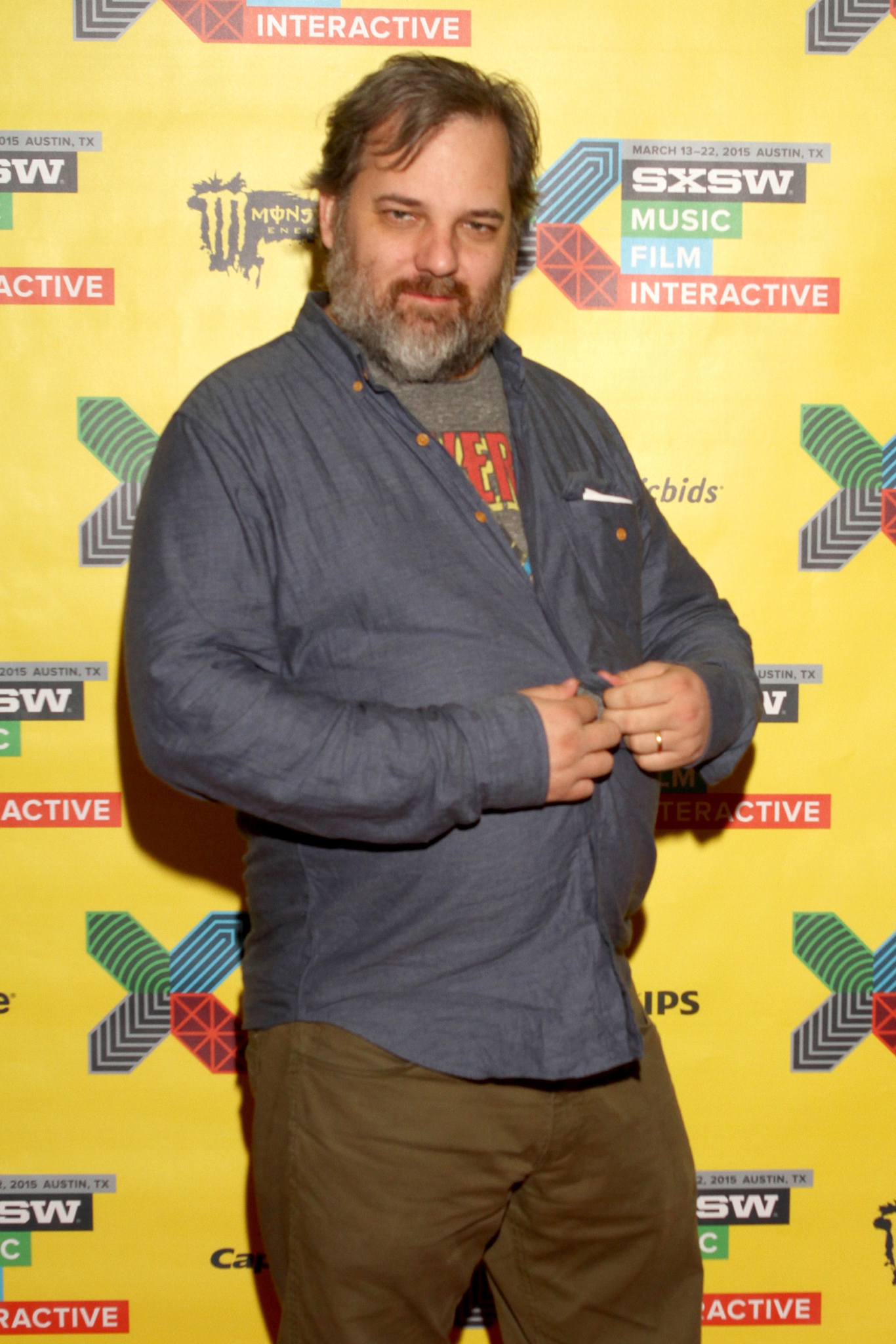 Dan Harmon at an event for Community (2009)