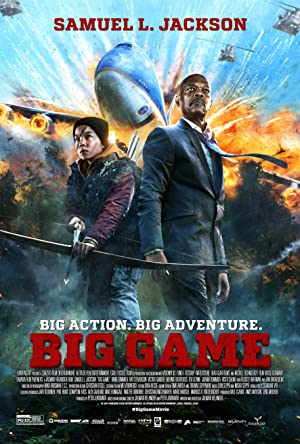 Big Game Pelicula Poster