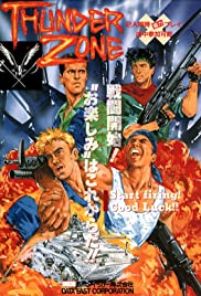 Thunder Zone Video Game 1991 Imdb