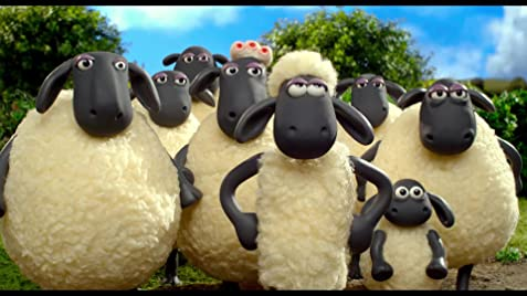 Shaun The Sheep Movie Poster Trailer