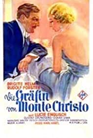 Rudolf Forster and Brigitte Helm in Die Gräfin von Monte-Christo (1932)