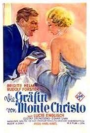 Die Gräfin von Monte-Christo Poster