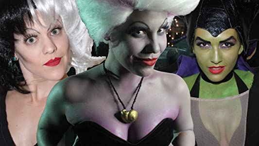 Watching a great movie Disney Villains by [Quad]