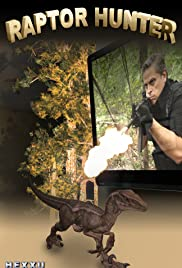 Raptor Hunter Poster