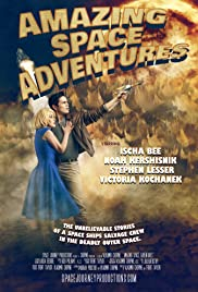 Amazing Space Adventures (TV - Tengu universe) Poster