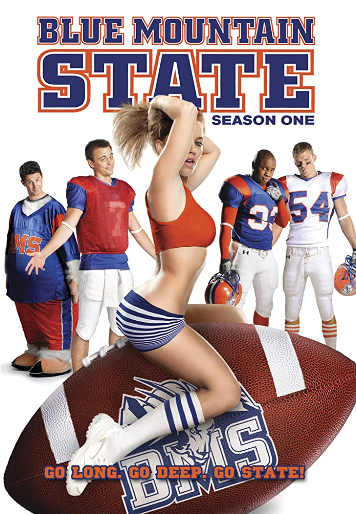 Blue Mountain State (2010) 2010 comedy tv series