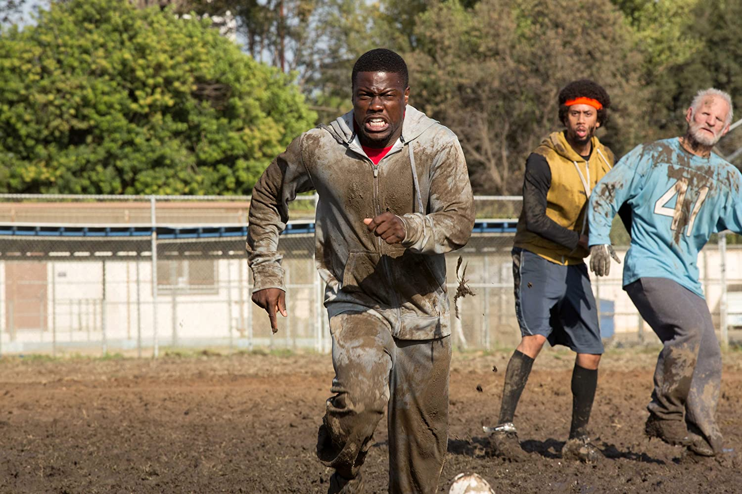 Kevin Hart in The Wedding Ringer (2015)