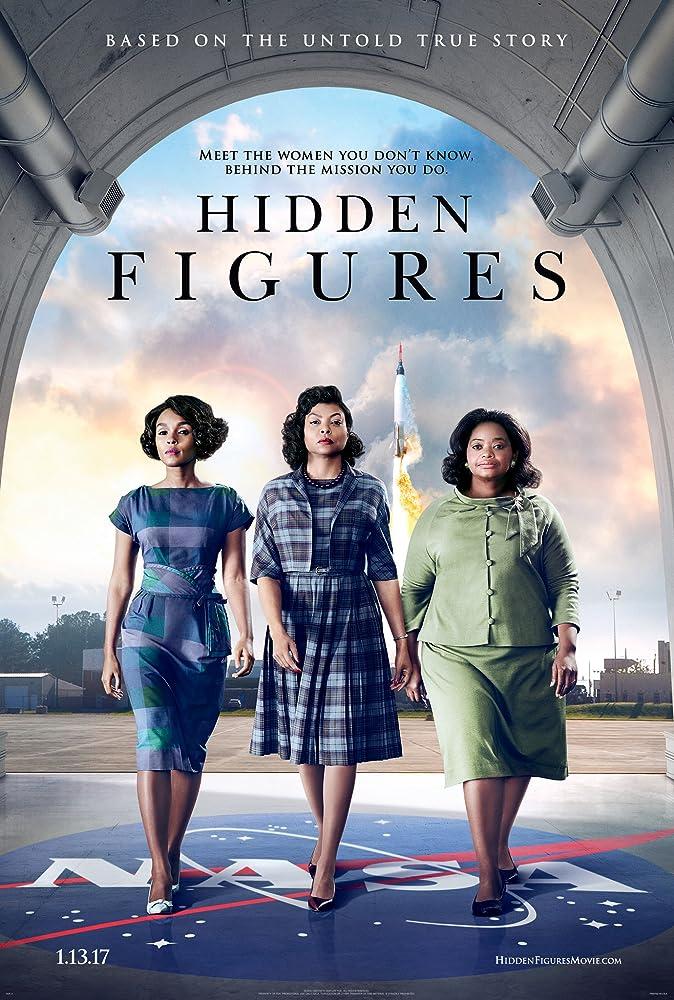 Taraji P. Henson, Octavia Spencer, and Janelle Monáe in Hidden Figures (2016)