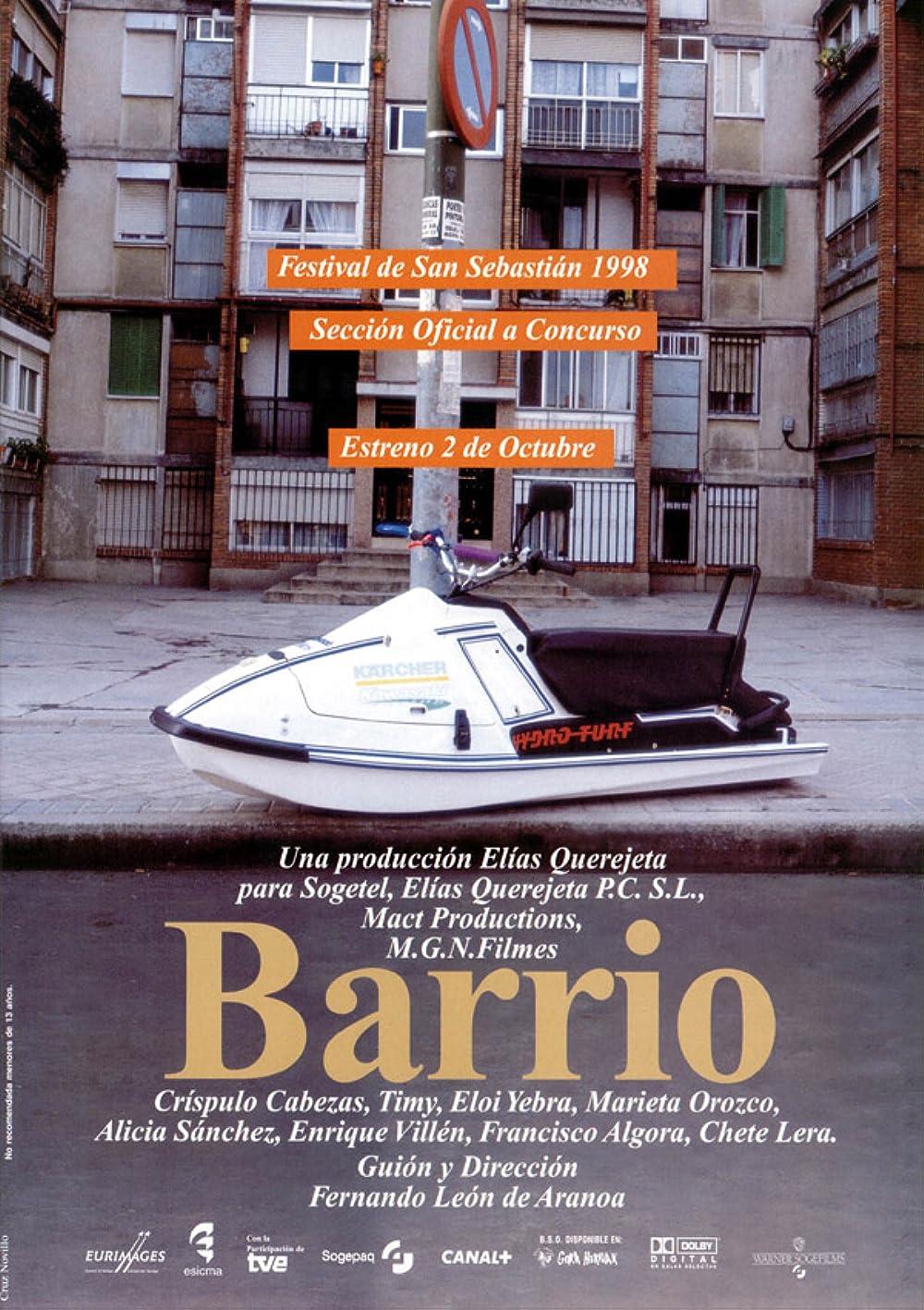 Barrio 1998 Imdb
