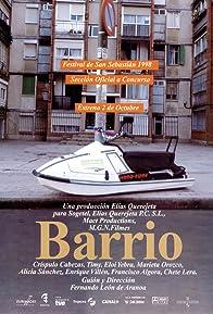 Primary photo for Barrio