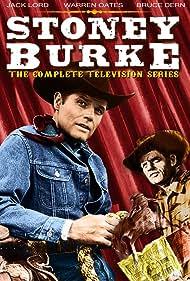 Stoney Burke (1962) Poster - TV Show Forum, Cast, Reviews