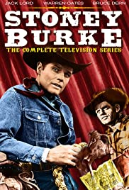 Stoney Burke Poster - TV Show Forum, Cast, Reviews