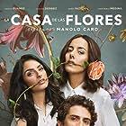 Cecilia Suárez, Aislinn Derbez, and Dario Yazbek Bernal in La casa de las flores (2018)