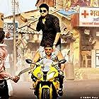 Abhishek Bachchan and Uday Chopra in Dhoom:3 (2013)