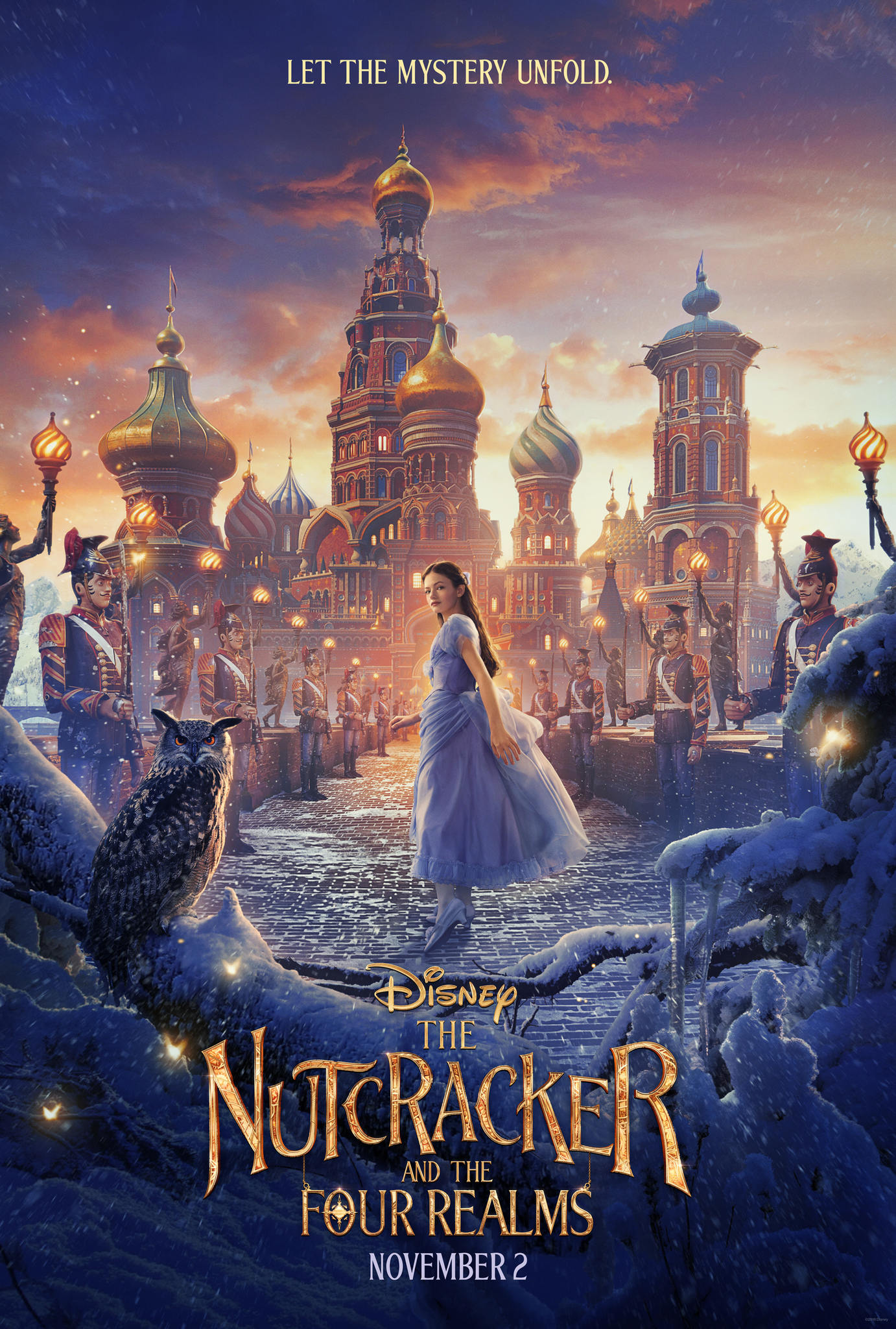 The Nutcracker And The Four Realms 2018 Photo Gallery Imdb