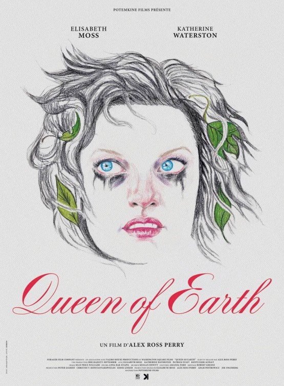 Elisabeth Moss in Queen of Earth (2015)
