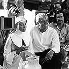 Kathleen Quinlan and Dick Van Dyke in The Runner Stumbles (1979)