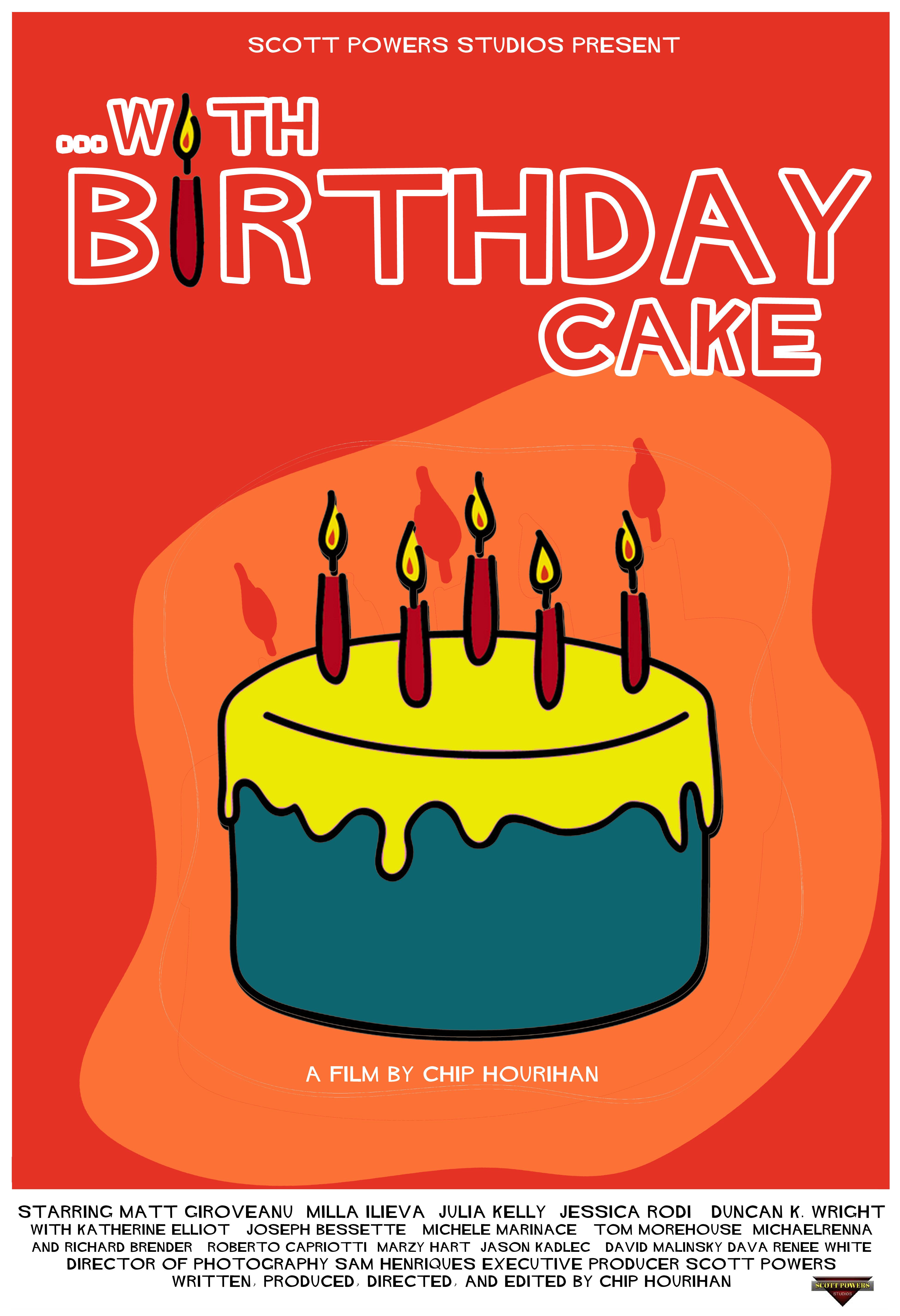 With Birthday Cake 2015 Imdb