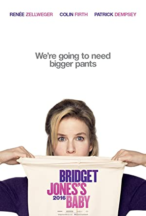 Movie Bridget Jones's Baby (2016)