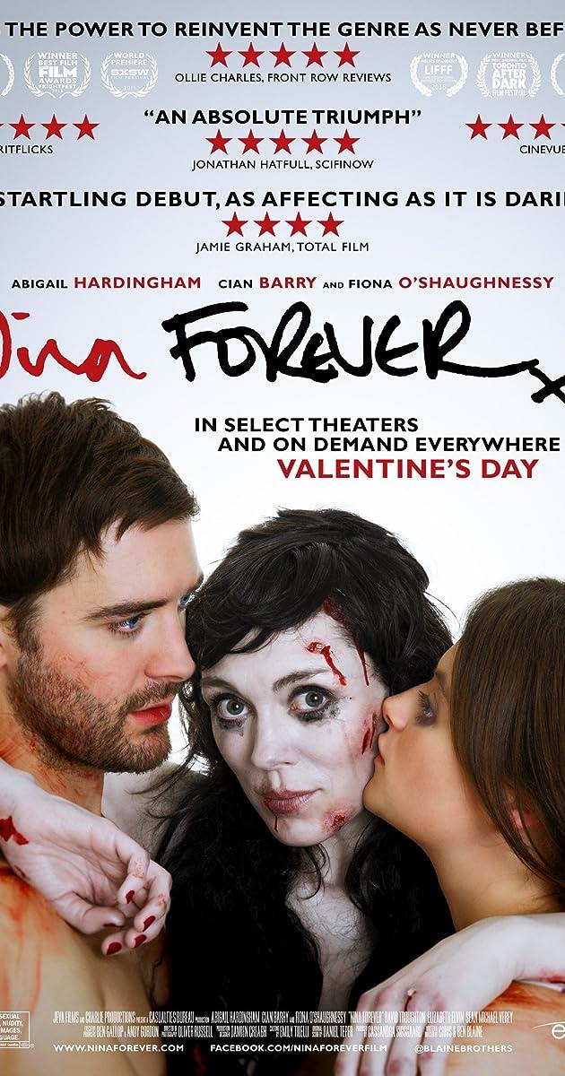 Nina Amžinai / Nina Forever (2015)Online