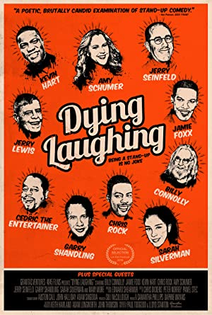 Where to stream Dying Laughing