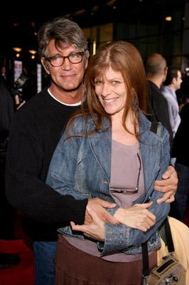 Eric Roberts and Eliza Roberts