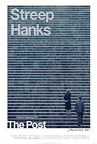 Tom Hanks and Meryl Streep in The Post (2017)