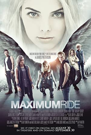 Maximum Ride film Poster