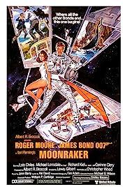 James Bond 007 Moonraker 007 พยัคฆ์ร้ายเหนือเมฆ
