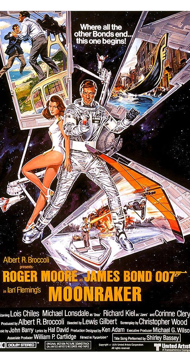 MUNREIKERIS (1979) / Moonraker