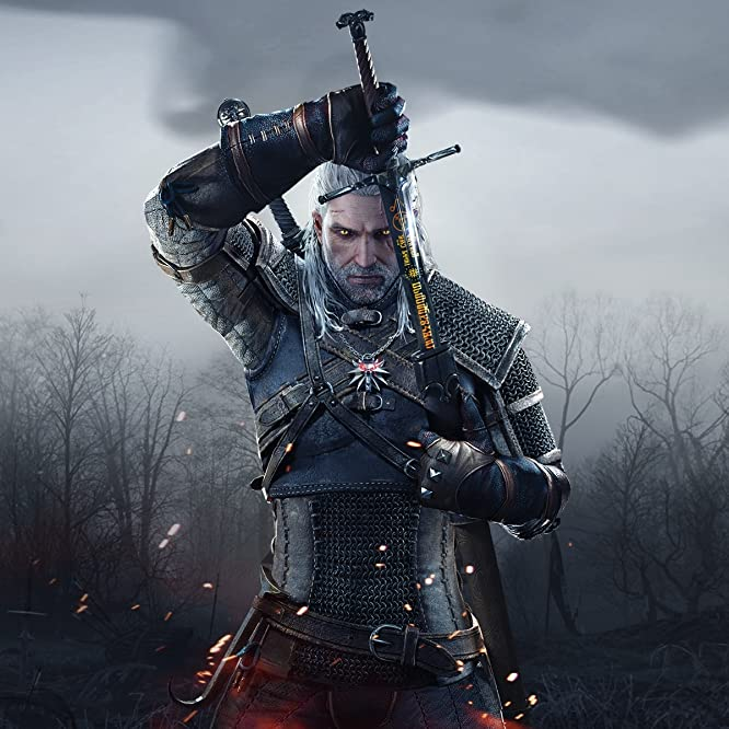 Doug Cockle in The Witcher 3: Wild Hunt (2015)
