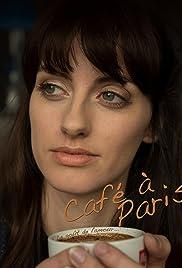 Café à Paris Poster