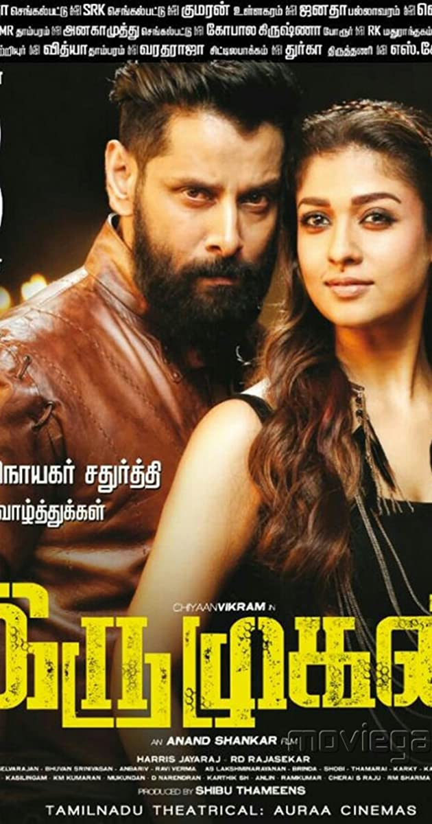 Iru Mugan Torrent Download