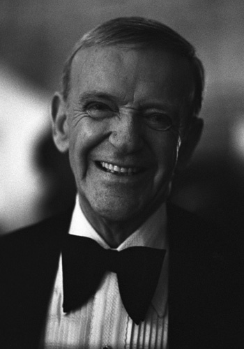 Fred Astaire in The Towering Inferno (1974)