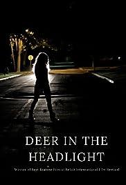 Deer in the Headlight Poster