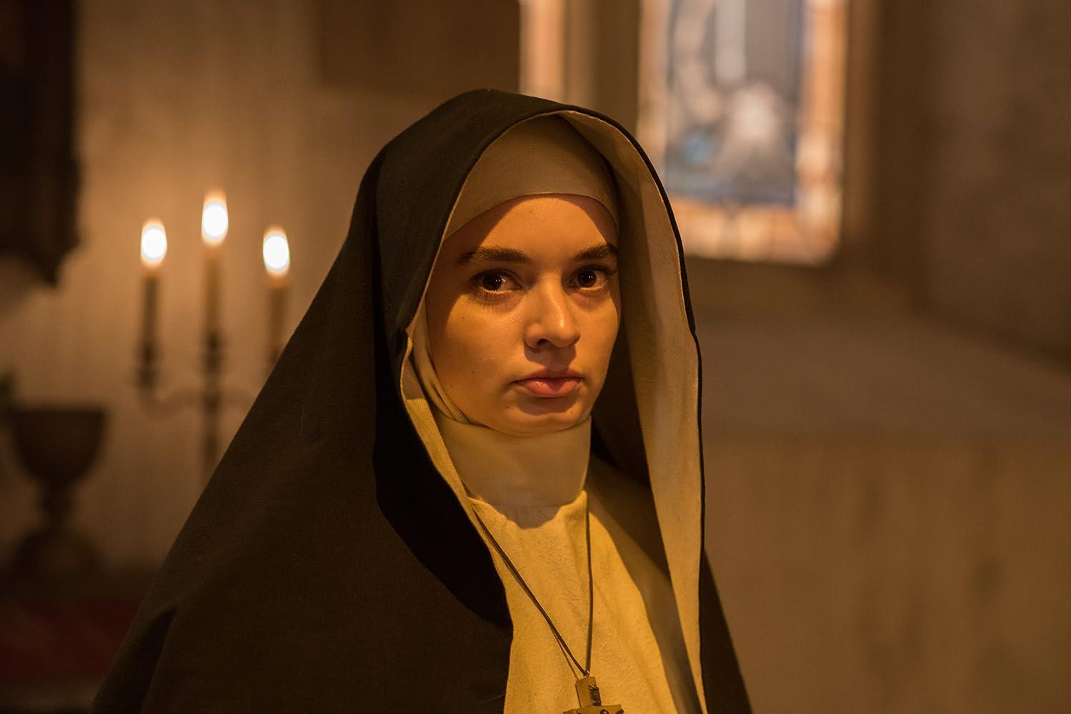 Ingrid Bisu in The Nun (2018)