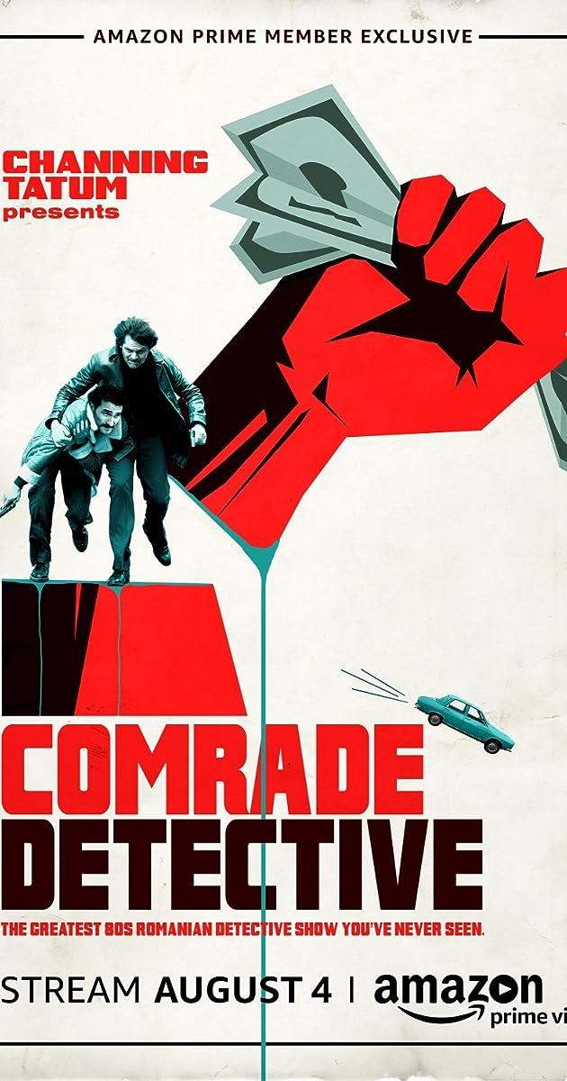 Comrade Detective (TV Series 2017– ) - IMDb on