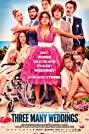 Three Many Weddings (2013) Poster